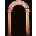 Carved Door Frames