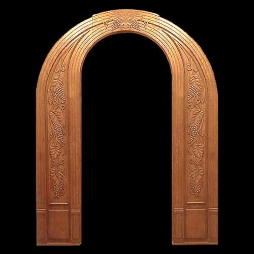 Wood Door Frame