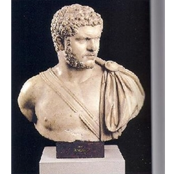 Bust of Emperor Caracalla