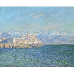 Antibes Afternoon Effect Claude Monet