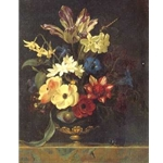 Flower Bouquet Willem van Aelst